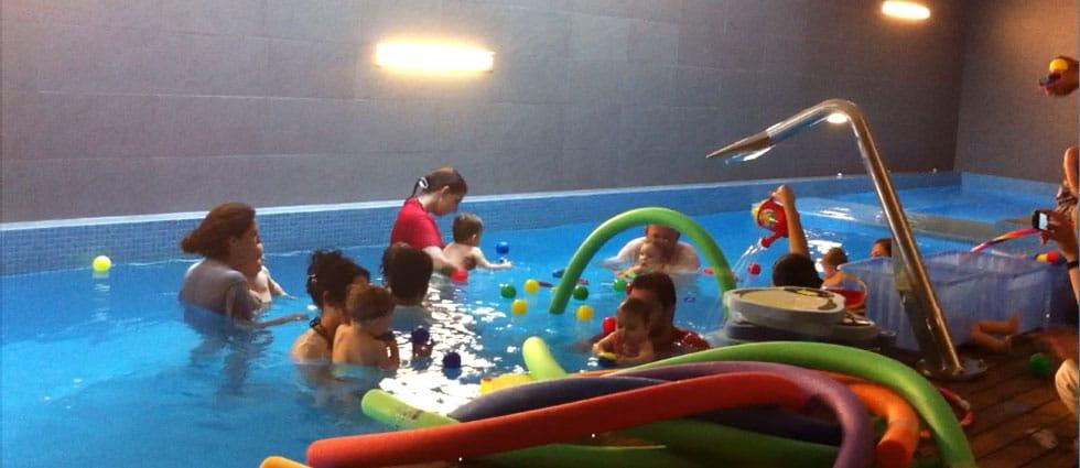 Συχνες ερωτήσεις για το baby swimming